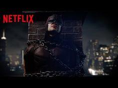 Marvel's Daredevil - Character Artwork - Daredevil - Netflix [HD]