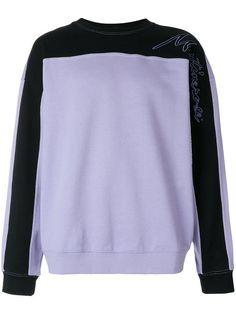 Givenchy Состаренная Толстовка с Логотипом и Принтом в 2019 г ... dcfa9a2d2f2