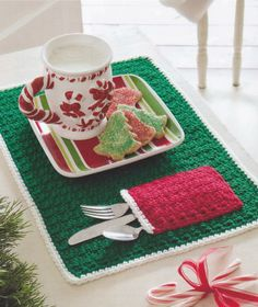 individual a croche