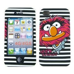 Disney Muppet's Animal Stripe Protector Case for the Iphone 4s Disney Mupet Case Animal --- http://www.amazon.com/Disney-Muppets-Animal-Stripe-Protector/dp/B004BVHZWA/?tag=wwwcrossfitfu-21
