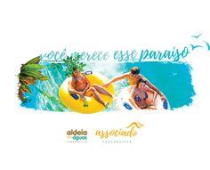 """Check out this @Behance project: """"Associado Corporativo • Aldeia das Águas Park Resort"""" https://www.behance.net/gallery/44705651/Associado-Corporativo-Aldeia-das-Aguas-Park-Resort"""