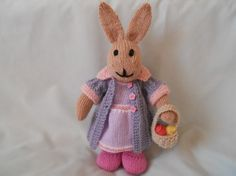 Mrs Bunny with her Basket
