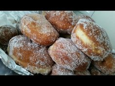 beignets très moelleux / Donuts very soft / الكعك رقيق جدا - YouTube