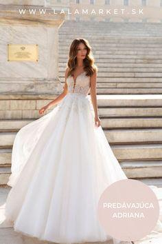Cena: 350 € Silueta: A-Línia Veľkosť na štítku: 42 (EU) Značka/dizajnér: @lucesposawedding Stav: Použité (oblečené na svadbe) Silhouettes, Wedding Dresses, Fashion, Bride Dresses, Moda, Bridal Gowns, Fashion Styles, Weeding Dresses, Silhouette