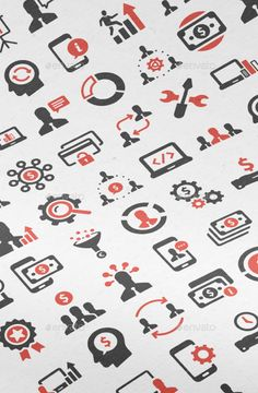 200 Business Icons #