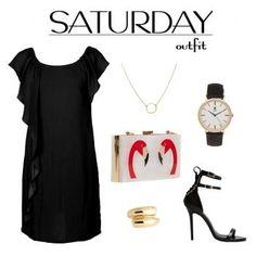 BUYLEVARD   Saturday night outfit