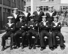 Killick Buntings Course, HMS Mercury (1975)