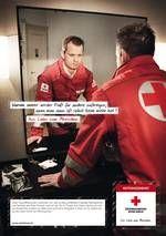 """Rotes Kreuz: """"Warum immer wieder Kraft für andere aufbringen, wenn man dann oft selbst keine mehr hat?"""""""
