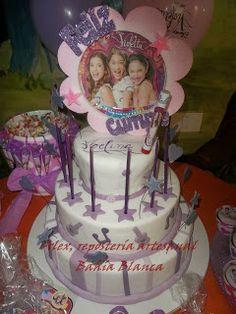 ALEX, repostería artesanal: Torta Violetta