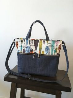 alice purse {new pdf pattern}