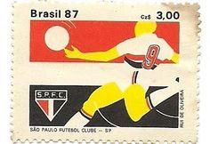 São Paulo FC  Stamp (Source: Remédio p/ Dor de Cotovelo p/ os Rivais [Asiatico] - SPFC.Net)