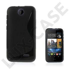 Lagerlöf (Black) HTC Desire 310 Cover Phone, Cover, Black, Telephone, Black People, Phones, Mobile Phones