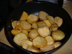 Country Fried Potatoes: This is my favorite meal to make for myself. This can be eaten for breakfast or as a perfect side for dinner. Country Fried Potatoes, Breakfast Potatoes, Entrees, Food To Make, Side Dishes, Fries, Easy Meals, Tasty, Favorite Recipes