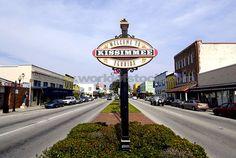 Kissimmee, Florida  Childhood