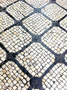 Portuguesa sidewalk