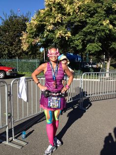 LOVE this cheshire cat running costume!