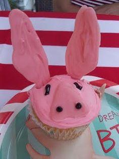 Olivia cupcakes