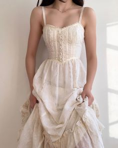 Cute Casual Outfits, Pretty Outfits, Pretty Dresses, Beautiful Dresses, Fancy Dress Outfits, Fairytale Dress, Fairy Dress, Fantasy Dress, Mode Outfits
