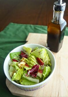 The Cooking Actress: Easy Balsamic Vinaigrette