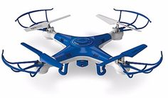 Quadrone Pro Cam Remote Control Flying Drone Photos Videos in the Sky  #drone #flyingcam #photointhesky #gift #toy