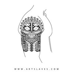 Express yourself with a tattoo design that is as unique as you are. Forever Polynesian Tattoo design is a unique piece of artwork. It can be customized by size & color at any local tattoo shop.