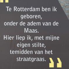 Gedicht van Jan Prins | Rotterdam | The Netherlands
