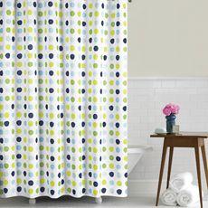 Owen's bathroom Kate Spade Tutti Frutti Shower Curtain - Bed Bath & Beyond