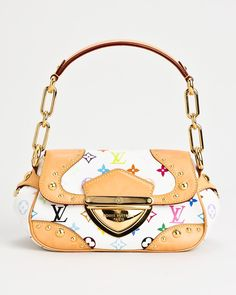 Product Name Louis Vuitton Multicolor Monogram Marilyn Bag, 7/10 Condition at Modnique.com