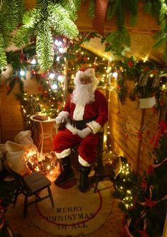 W6 Christmas Grotto from http://LondonTown.com