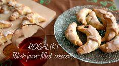 Moreish Polish jam-filled pastries - Rogaliki