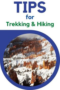 Tips for Hiking and Trekking - Planning - Training - Water - Clothes and #Shoes - Additional Raincoat - #Camping Gear - Thermal Blanket - First Aid #Kit - #Hiking & #Trekking #Poles - #Sunscreen #photo Bryce National Park, National Parks, Thermal Blanket, Hiking Tips, Aid Kit, Camping Gear, Training Tips, Sunscreen, Trekking
