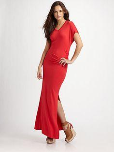 LNA - Jersey Maxi Dress