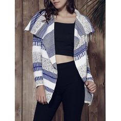 Dropshipping Women's Clothing, wir versenden für Sie | Chinabrands.com Long Cardigan, Knit Cardigan, Cheap Cardigans, Pants For Women, Clothes For Women, Blouse Styles, Sweaters For Women, Stylish, Long Sleeve