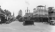 Manly in the Northern Beaches region of Sydney (year unknown).