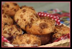 Picture of Best Raspberry Muffins