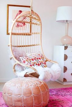 Swing Seat, Hanging Chair, Furniture, Home Decor, Hammock Chair, Interior Design, Home Interior Design, Arredamento, Home Decoration
