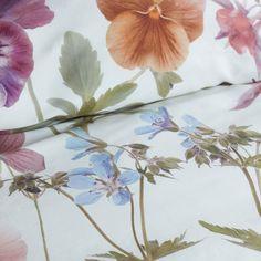 Violeta Multi Cotton Sateen Quilt Cover Set