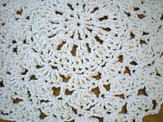 doily rug by margerose