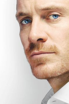 Repinning beautiful Michael Fassbender.  And, for those of you who celebrate it, Happy Thanksgiving! xoxo