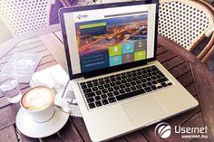 Cyeb Energiakereskedő Kft weboldala
