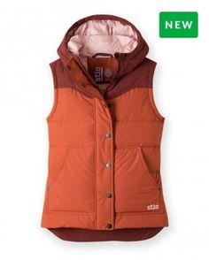 Women's Woodson Down Vest