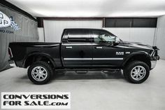 2013 RAM 1500 Laramie Lifted Truck
