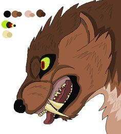 this one I drawled of paint (paint is some thing u get on ur computer or laptop) this drawing is called InsaneWolf.
