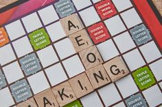 Craft Redux: Easy UnPaper Towels  - Life After Laundry Scrabble Words, Three Letter Words, Root Words, Compound Words, The End Game, Short Vowels, Start Writing, Letters, Towels