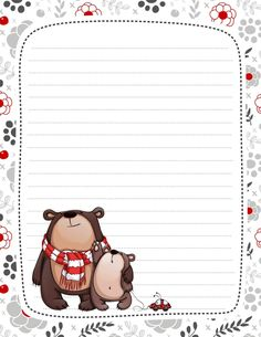 Printable Lined Paper, Free Printable Stationery, Pen Pal Letters, Pocket Letters, Stationery Paper, Writing Paper, Adult Coloring Pages, Journal Cards, Paper Dolls