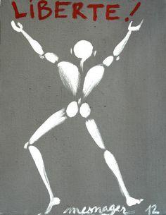 Liberté! Jerôme Mesnager