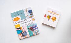 Livres spécial couture débutant - point de croix - Monsieur Madame Monsieur Madame, Cover, Books, November Month, Sewing For Beginners, Cross Stitch, Livres, Libros, Book
