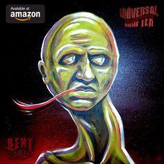 New album by Alternative Electronic Rock musician - Bent Self - Universal Drifter. Hip Hop, Self, Alternative, June, Industrial, Fictional Characters, Album, Rock, Music