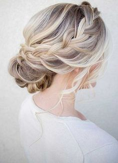 Braids Updo Hairstyles | Long Hairstyles Haircuts 2014 – 20