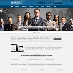 Ultimate - Multi Purpose Responsive WordPress Theme | Xtratheme